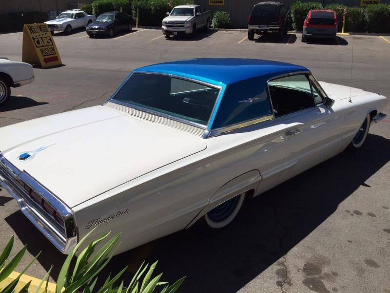 Ford Thunderbird 1964- 1966 custom & mild custom 611