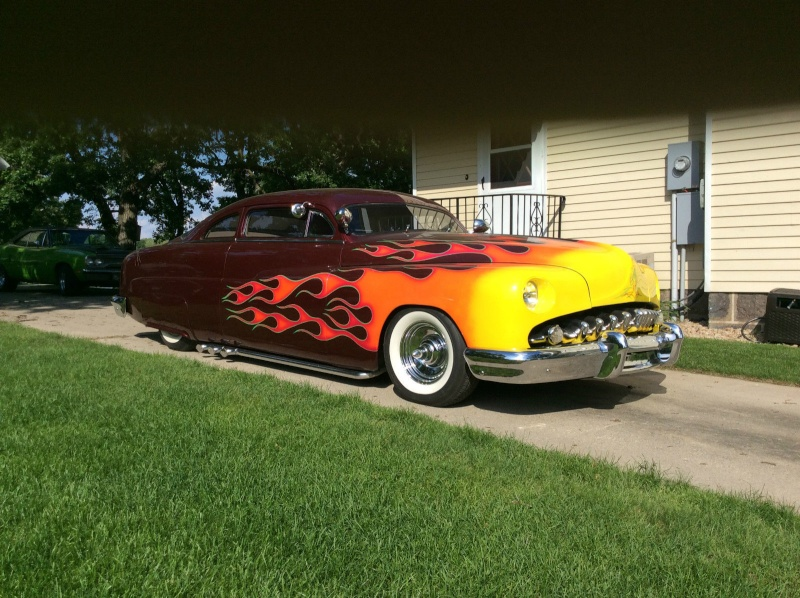Lincoln 1949 - 1951 custom & mild custom 614