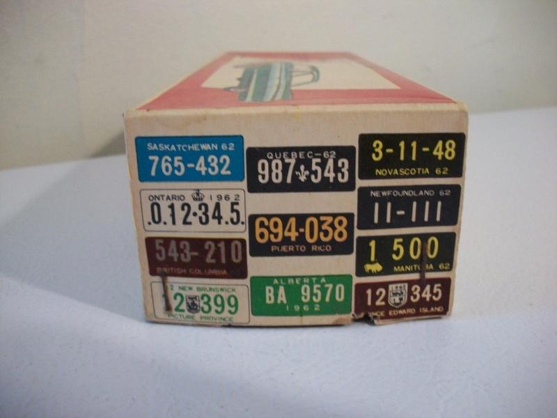 us car -  tôle - Tin Toys -  1950's & 1960's - Page 3 630