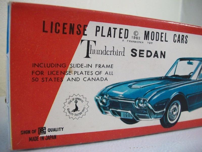 us car -  tôle - Tin Toys -  1950's & 1960's - Page 3 631