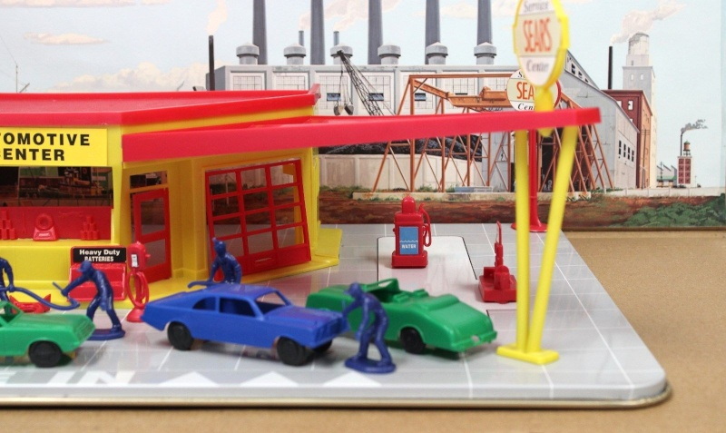 Garages jouets - Toys garage - Page 2 634