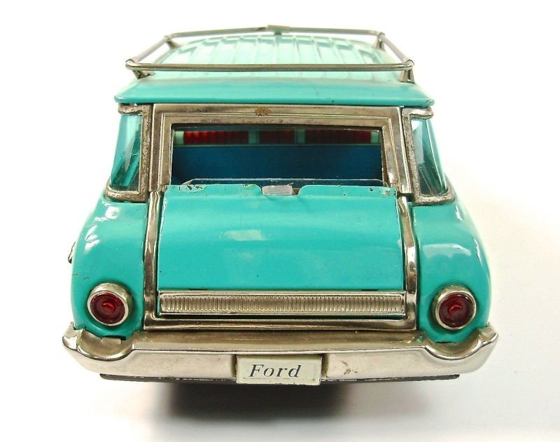 us car -  tôle - Tin Toys -  1950's & 1960's - Page 3 638