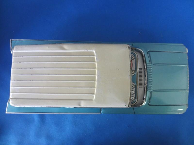 us car -  tôle - Tin Toys -  1950's & 1960's - Page 4 641