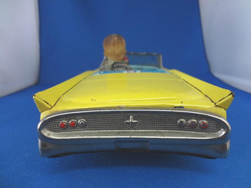 us car -  tôle - Tin Toys -  1950's & 1960's - Page 4 643