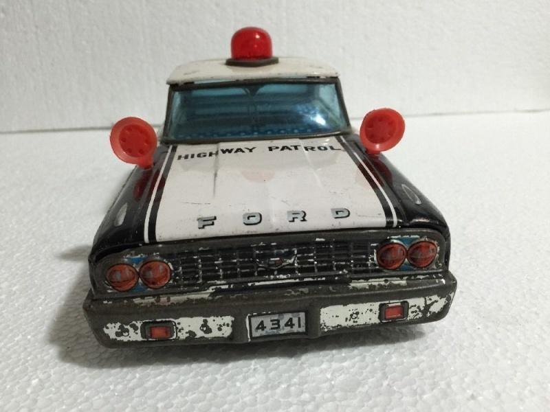 us car -  tôle - Tin Toys -  1950's & 1960's - Page 4 644
