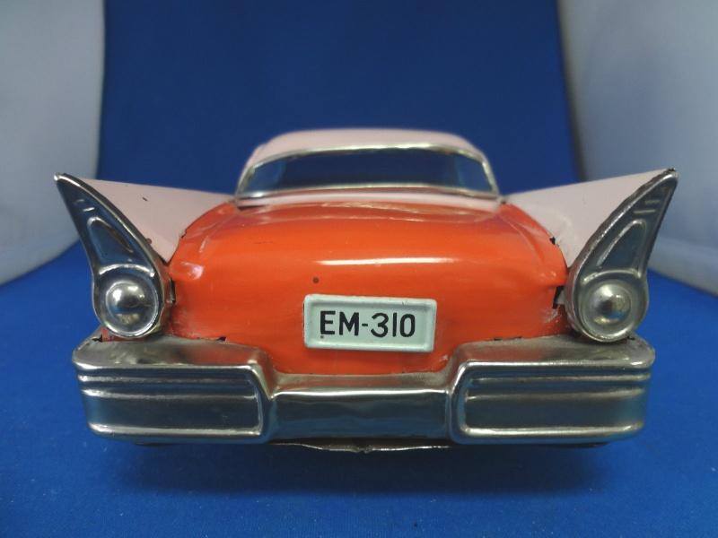us car -  tôle - Tin Toys -  1950's & 1960's - Page 4 645