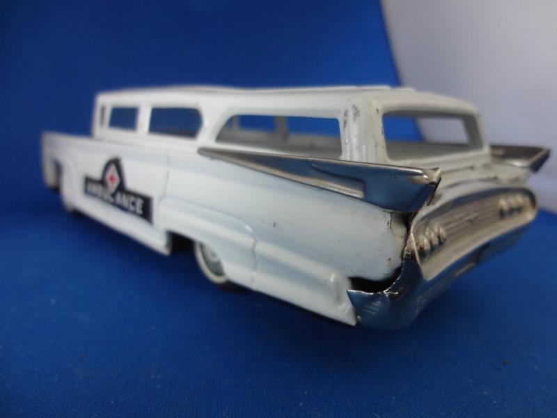 us car -  tôle - Tin Toys -  1950's & 1960's - Page 4 646