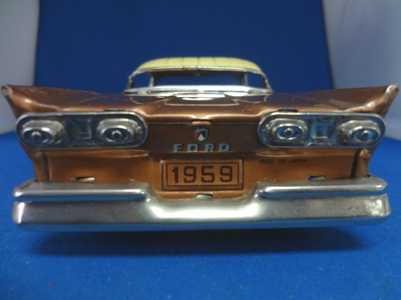 us car -  tôle - Tin Toys -  1950's & 1960's - Page 4 650