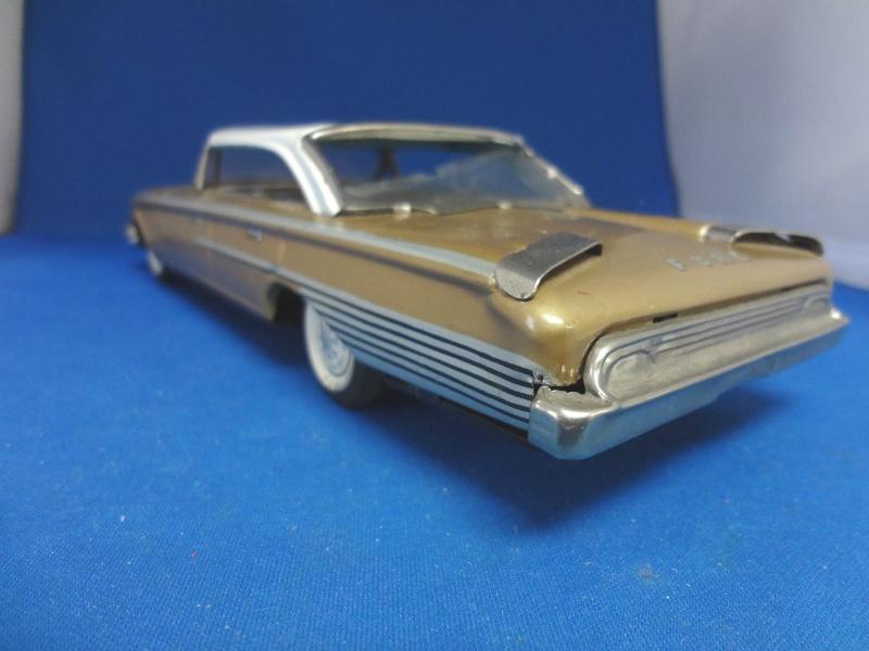us car -  tôle - Tin Toys -  1950's & 1960's - Page 4 651