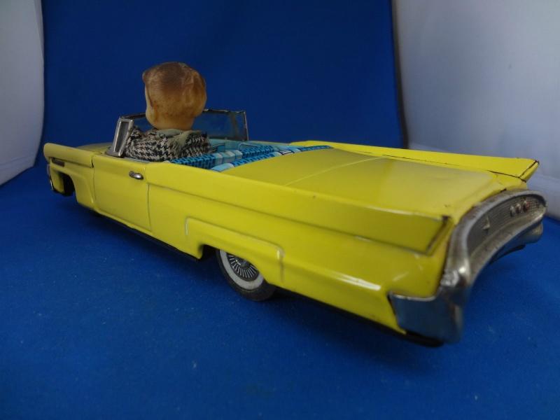 us car -  tôle - Tin Toys -  1950's & 1960's - Page 4 729