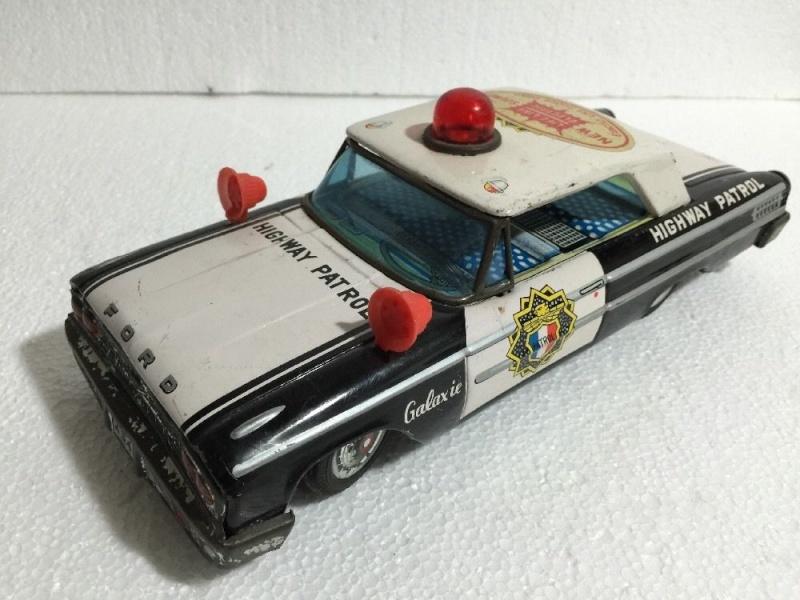 us car -  tôle - Tin Toys -  1950's & 1960's - Page 4 730