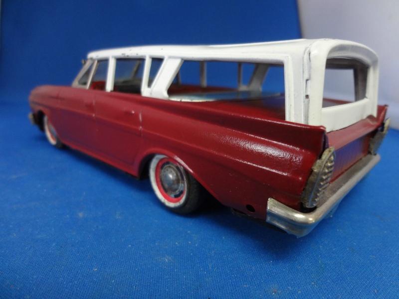 us car -  tôle - Tin Toys -  1950's & 1960's - Page 4 732