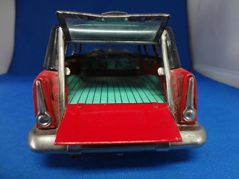 us car -  tôle - Tin Toys -  1950's & 1960's - Page 4 734