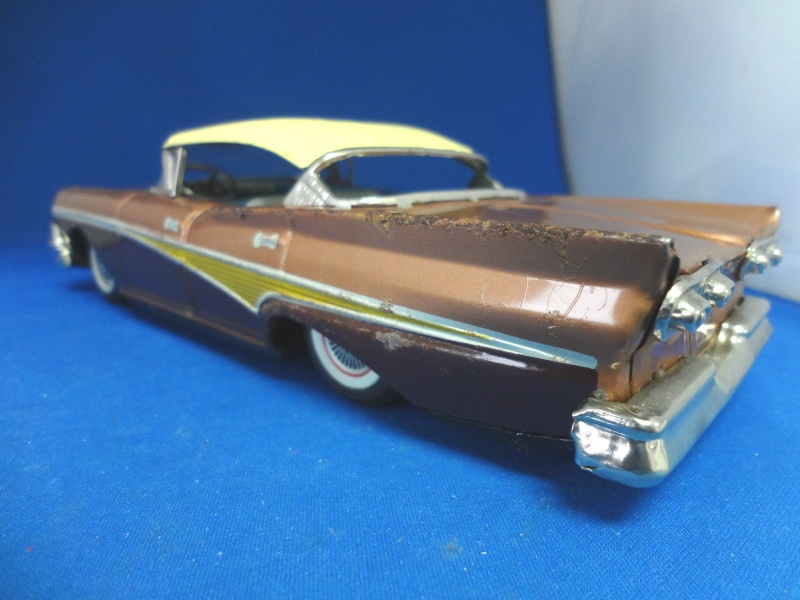 us car -  tôle - Tin Toys -  1950's & 1960's - Page 4 735