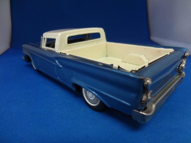 us car -  tôle - Tin Toys -  1950's & 1960's - Page 4 737