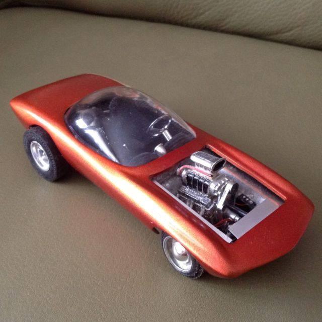 Vintage built automobile model kit survivor - Hot rod et Custom car maquettes montées anciennes - Page 3 7537_811
