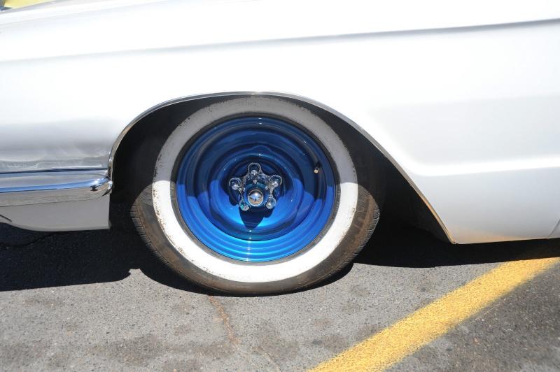 Ford Thunderbird 1964- 1966 custom & mild custom 811