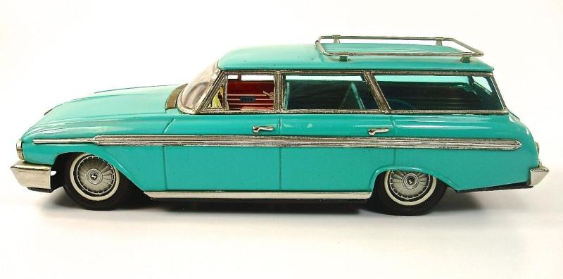 us car -  tôle - Tin Toys -  1950's & 1960's - Page 3 823