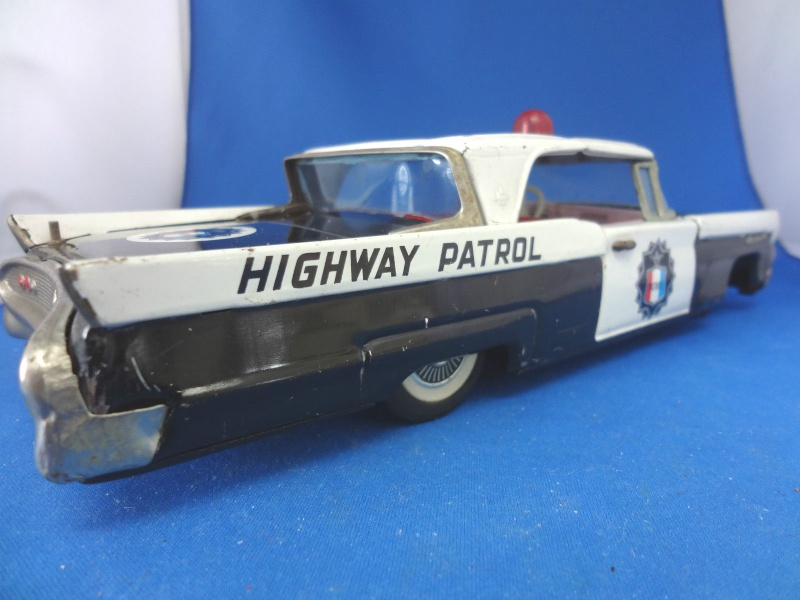 us car -  tôle - Tin Toys -  1950's & 1960's - Page 4 824