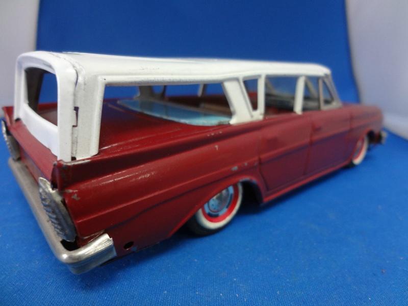 us car -  tôle - Tin Toys -  1950's & 1960's - Page 4 828