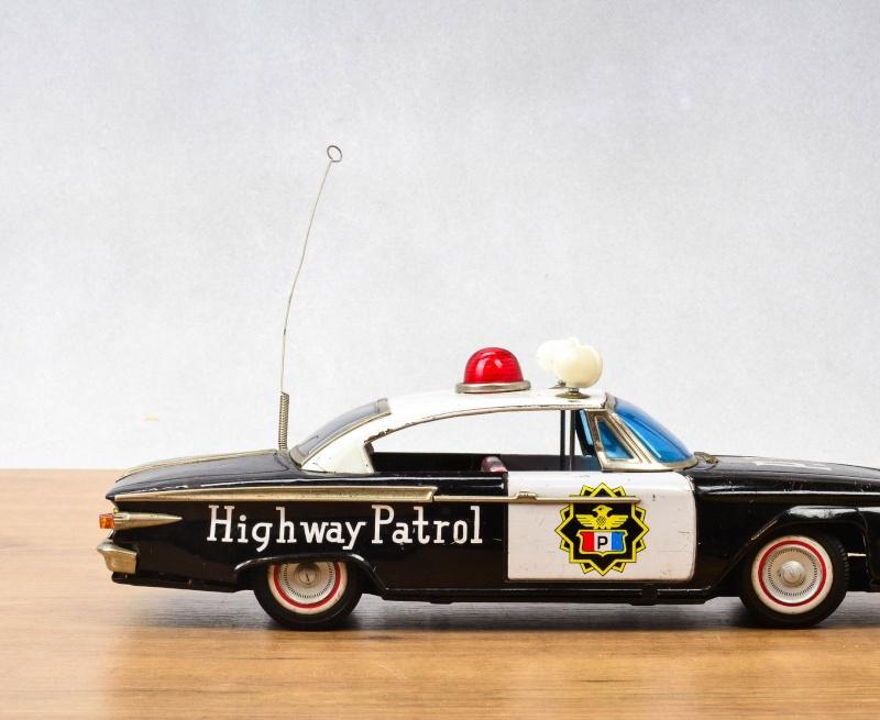 us car -  tôle - Tin Toys -  1950's & 1960's - Page 4 830