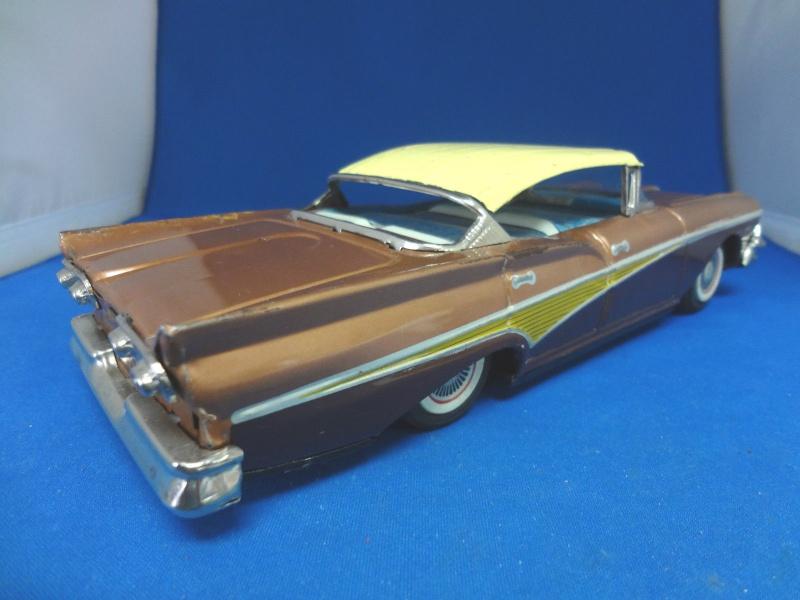 us car -  tôle - Tin Toys -  1950's & 1960's - Page 4 832