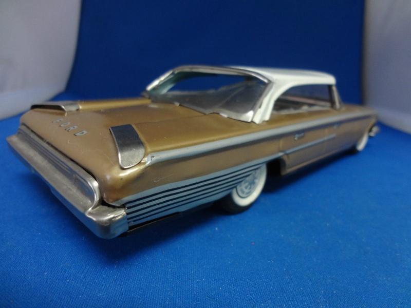 us car -  tôle - Tin Toys -  1950's & 1960's - Page 4 833