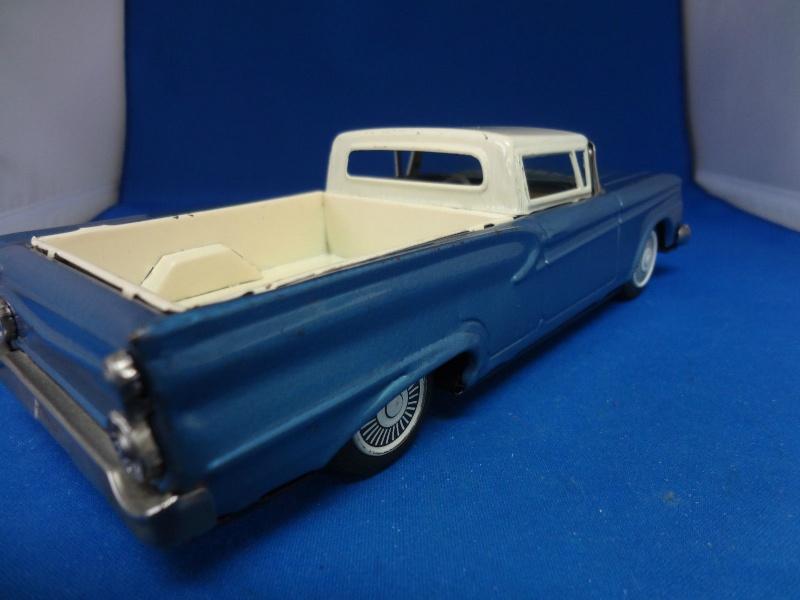 us car -  tôle - Tin Toys -  1950's & 1960's - Page 4 834
