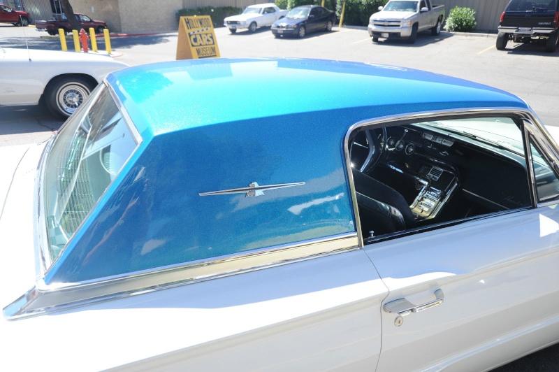 Ford Thunderbird 1964- 1966 custom & mild custom 911
