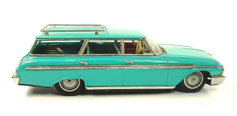 us car -  tôle - Tin Toys -  1950's & 1960's - Page 3 923