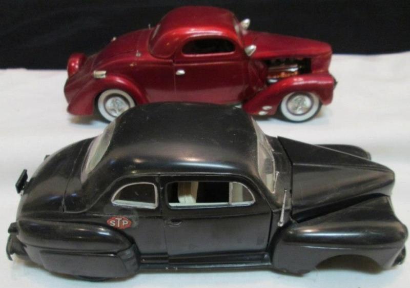 Vintage built automobile model kit survivor - Hot rod et Custom car maquettes montées anciennes - Page 3 94518310
