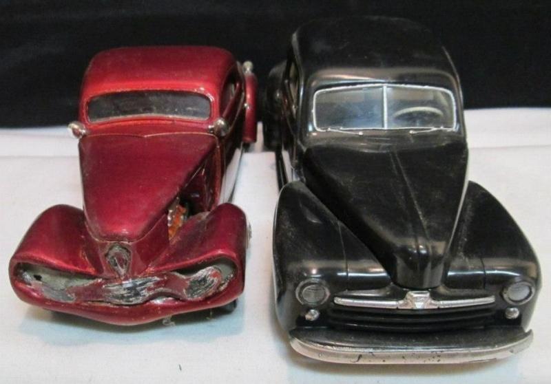 Vintage built automobile model kit survivor - Hot rod et Custom car maquettes montées anciennes - Page 3 94680510