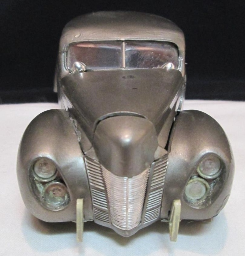 1939 - 40 Ford Coupe - Trophy series - amt - 1/24 scale  96956910