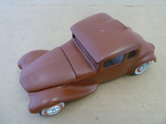 Vintage built automobile model kit survivor - Hot rod et Custom car maquettes montées anciennes - Page 3 98825710
