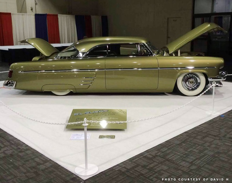 1954 Mercury Monterey - El Sueno - Scott & Holly Roberts  - Altissimo Restoration Ccc-gn12