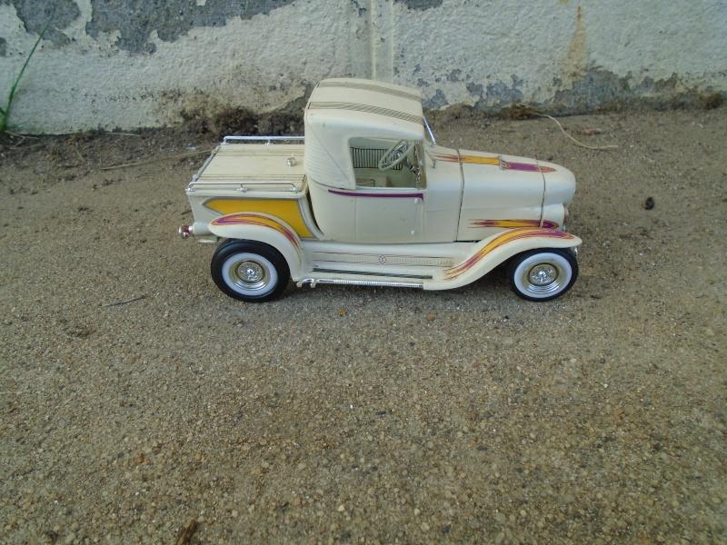 1929 Ford pick up - Ala Kart - show rod George Barris - Amt 1/25 Dsc00515