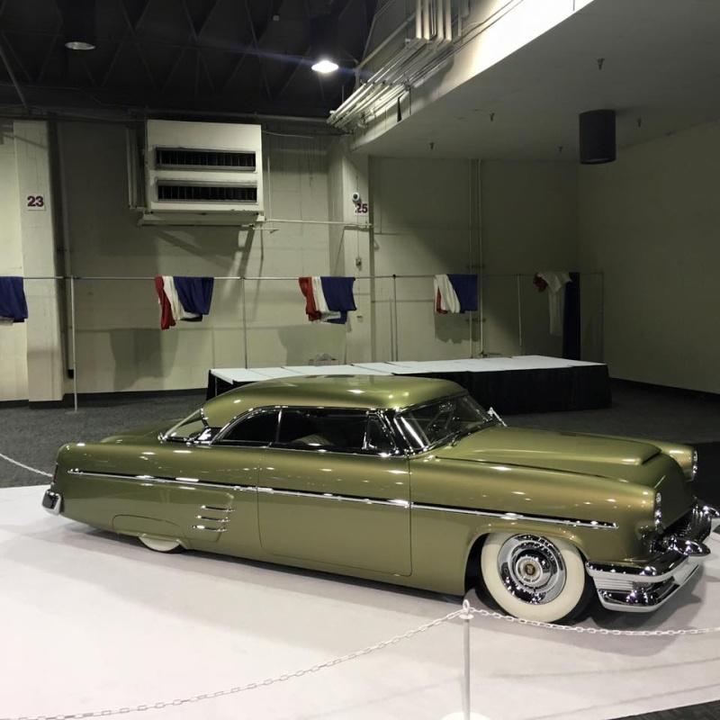 1954 Mercury Monterey - El Sueno - Scott & Holly Roberts  - Altissimo Restoration Gnrs2027