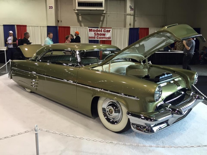 1954 Mercury Monterey - El Sueno - Scott & Holly Roberts  - Altissimo Restoration Gnrs2031