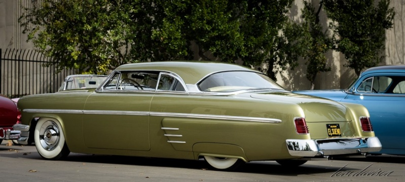 1954 Mercury Monterey - El Sueno - Scott & Holly Roberts  - Altissimo Restoration Gnrs2032