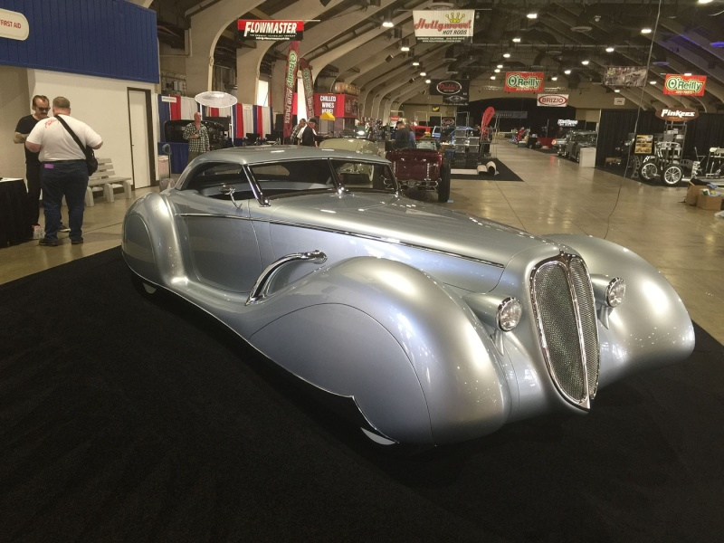 'Aquarius' Rick Dore/James Hetfield - 1934 Packard Gnrs2060