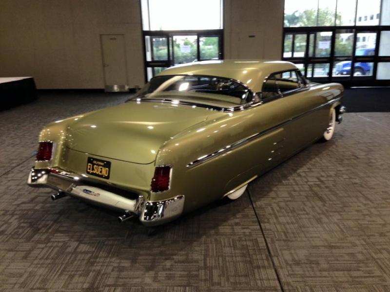 1954 Mercury Monterey - El Sueno - Scott & Holly Roberts  - Altissimo Restoration Gnrs5410