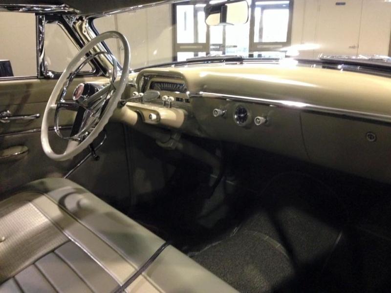 1954 Mercury Monterey - El Sueno - Scott & Holly Roberts  - Altissimo Restoration Gnrs5414