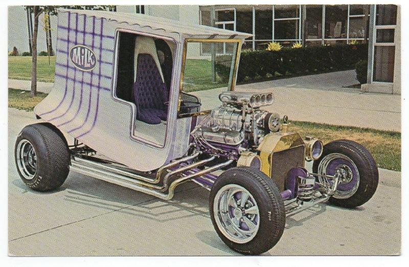Milk Truck - Dan Woods S-l16011