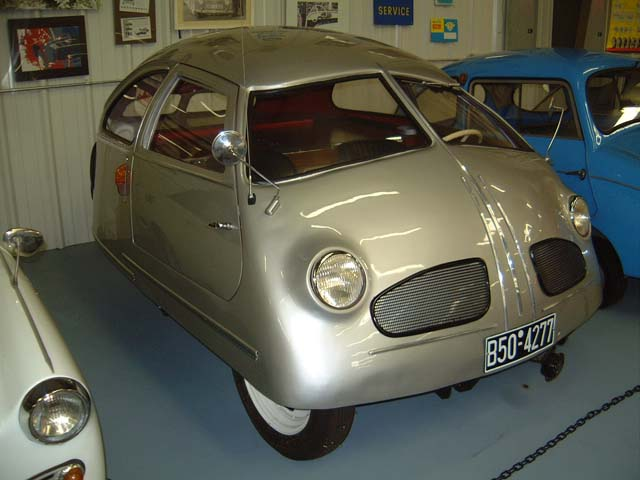 Hoffmann Auto-Kabine Silver10