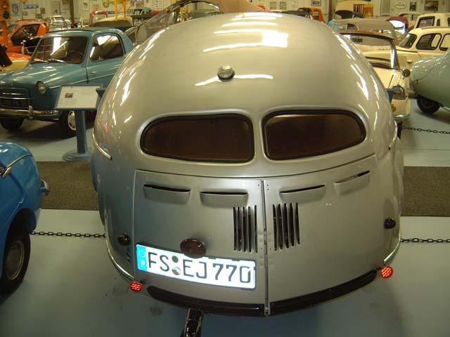 Hoffmann Auto-Kabine Silver11