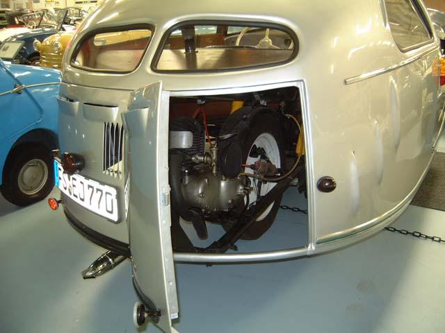 Hoffmann Auto-Kabine Silver12