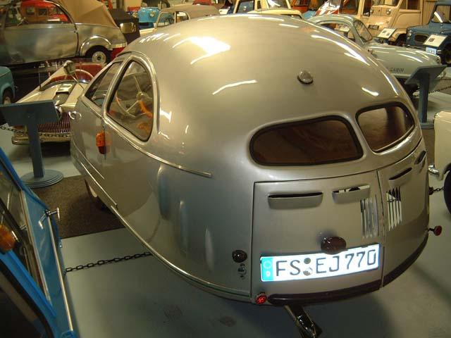 Hoffmann Auto-Kabine Silver15