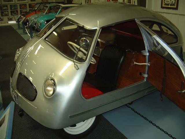 Hoffmann Auto-Kabine Silver16