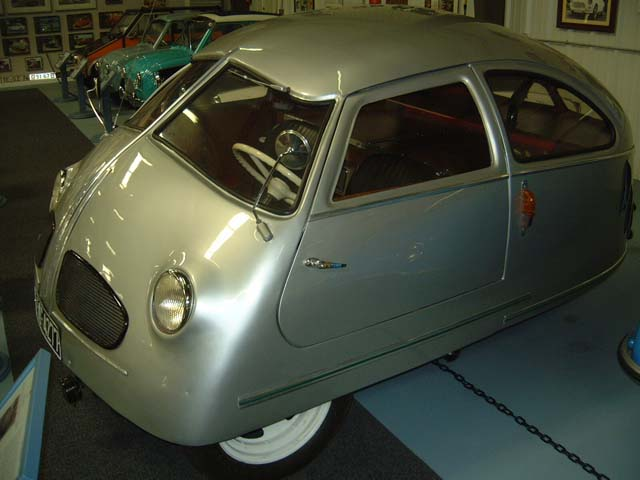Hoffmann Auto-Kabine Silver17