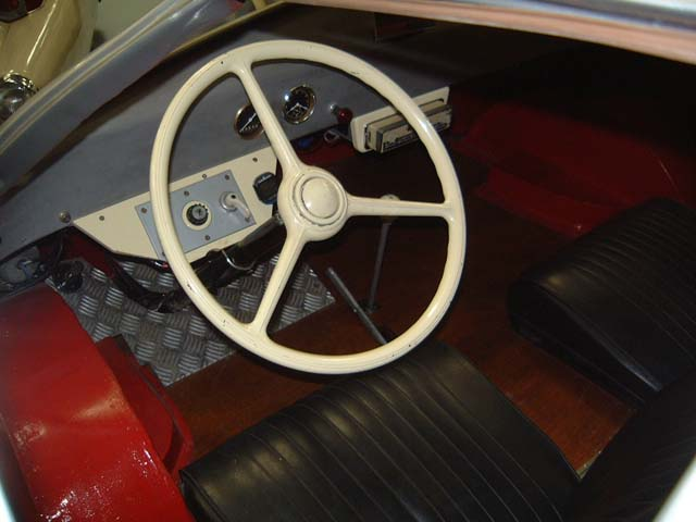 Hoffmann Auto-Kabine Silver18
